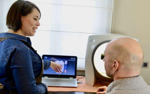 Discover behandeling met gratis huidanalyse