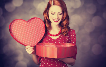 make-up valentijn
